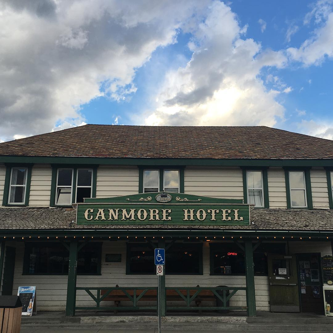 best hotel in canmore
